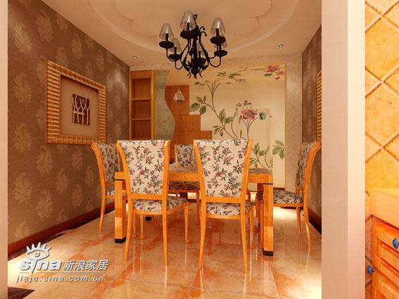 欧式 三居 餐厅图片来自用户2746889121在石材,家装中展示37的分享