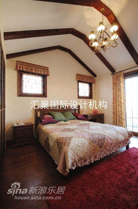 田园 别墅 卧室图片来自用户2737946093在中海瓦尔登湖别墅(乡村风情)75的分享