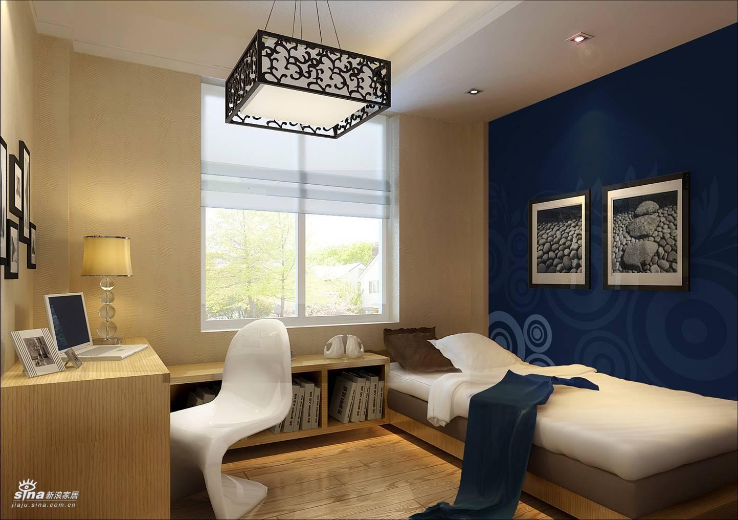 其他 二居 卧室图片来自用户2558746857在时尚新贵38的分享