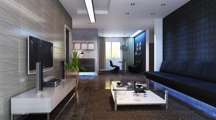 简约 三居 客厅图片来自用户2737759857在晋合金桥世家99的分享