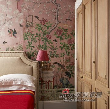 混搭 二居 卧室图片来自用户1907689327在10W打造64平浪漫紫色小窝79的分享