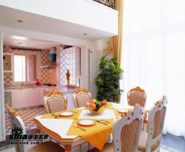 简约 二居 餐厅图片来自用户2737786973在十里河设计师16的分享