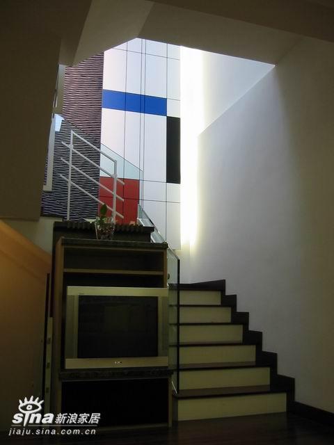 其他 四居 楼梯图片来自用户2557963305在样板展示39的分享