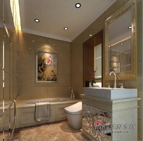 12W打造低调的奢华欧式住宅