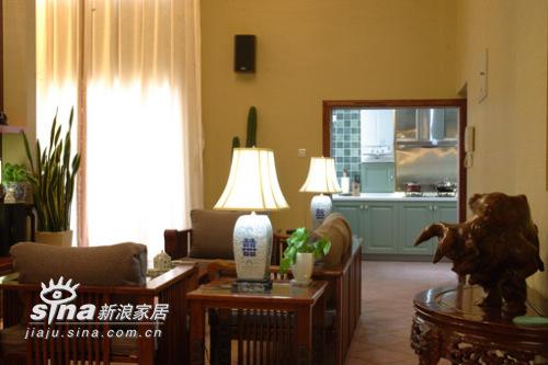 中式 复式 客厅图片来自用户2740483635在打造158平米家居空间60的分享