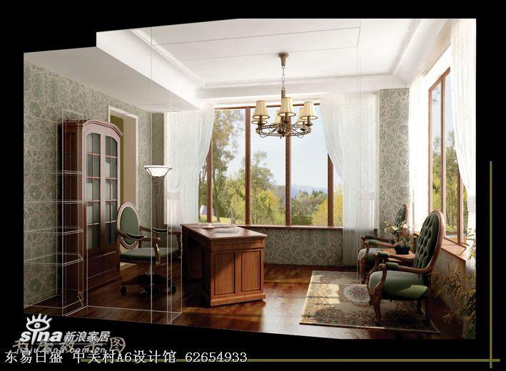 其他 四居 书房图片来自用户2558757937在万城华府尚园6号楼1单元97的分享