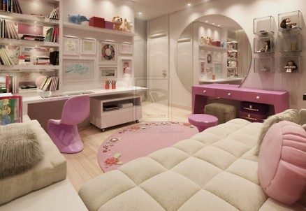 Miss粉色控的房间