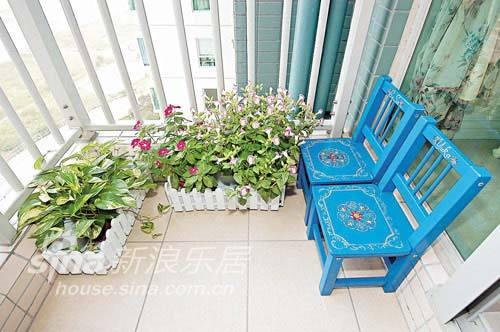 简约 二居 阳台图片来自用户2557010253在粉橙色温馨 营造梦幻温暖家居世界37的分享