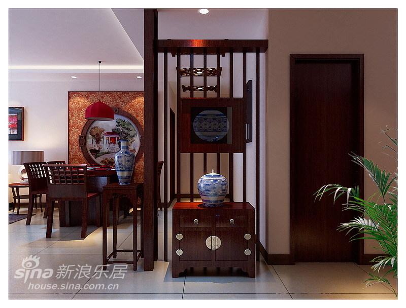 中式 三居 客厅图片来自用户2748509701在古韵新风-太星新城123平现代中式设计赏析14的分享