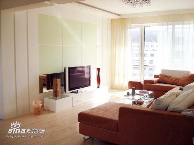 简约 复式 客厅图片来自用户2737735823在东山风景日光79的分享
