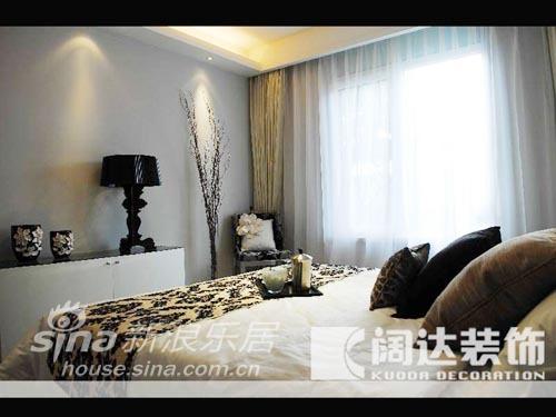 简约 三居 卧室图片来自用户2738093703在阔达装饰精美设计图95的分享