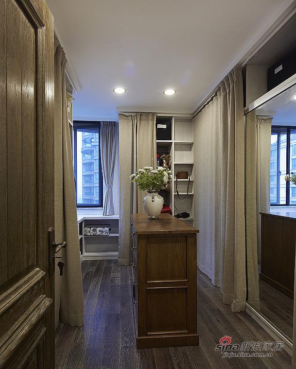 简约 复式 卧室图片来自装修微日记在【高清】夫妻190平复古情调复式空间48的分享