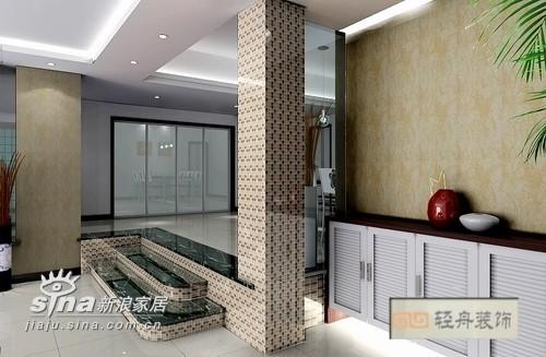 简约 三居 玄关图片来自用户2738820801在滨湖名苑120的分享