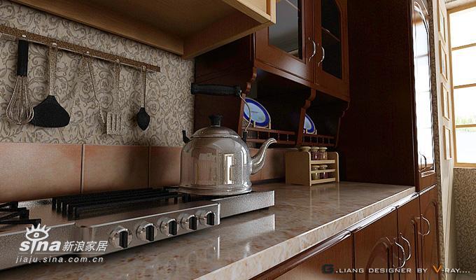 欧式 复式 厨房图片来自用户2746889121在现代感的欧式37的分享