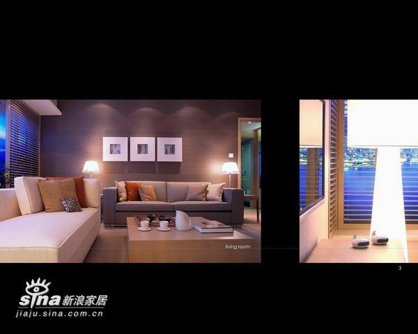 其他 跃层 客厅图片来自用户2771736967在梁作天早期作品二33的分享