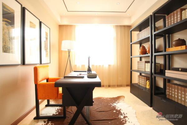 书房整体空间