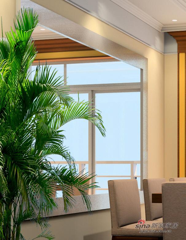 其他 复式 餐厅图片来自用户2558746857在锦城豪城私邸21的分享