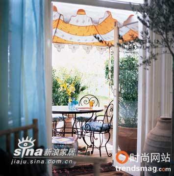 欧式 四居 阳台图片来自用户2757317061在将花园式新鲜请进餐厅 创造优雅休闲空间65的分享
