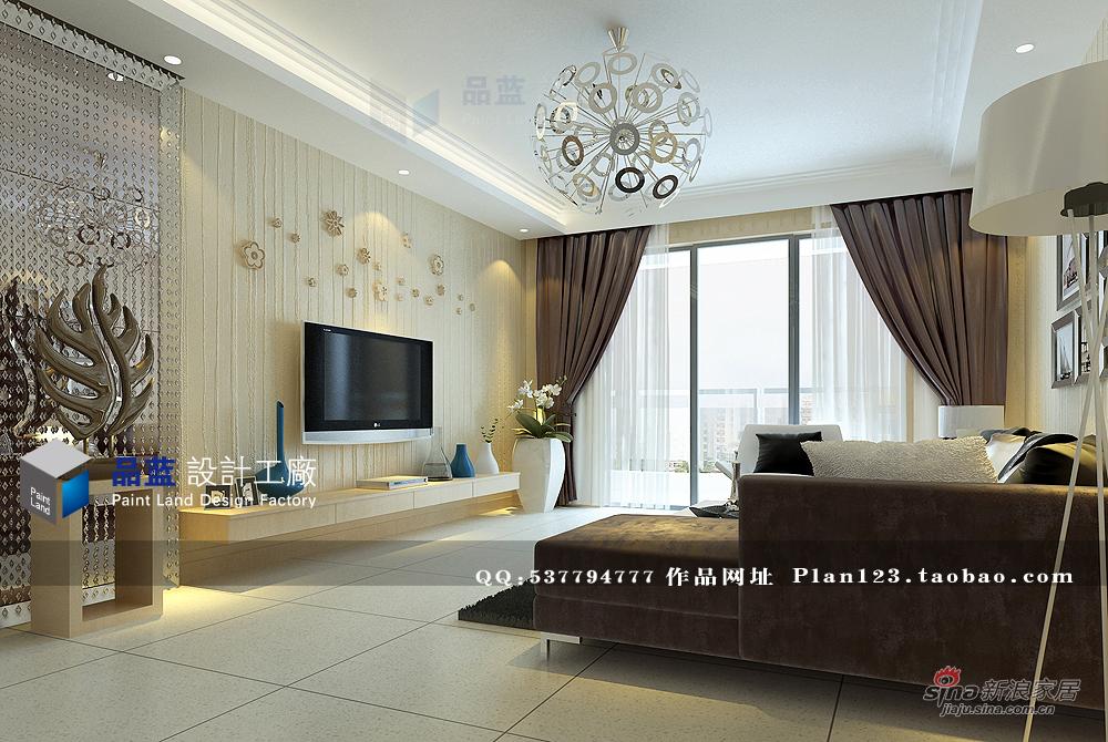 简约 三居 客厅图片来自用户2737759857在雅致空间130平设计57的分享