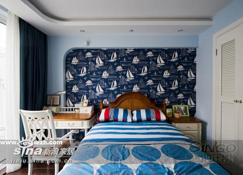 欧式 别墅 卧室图片来自用户2746889121在功能齐全的别墅空间28的分享