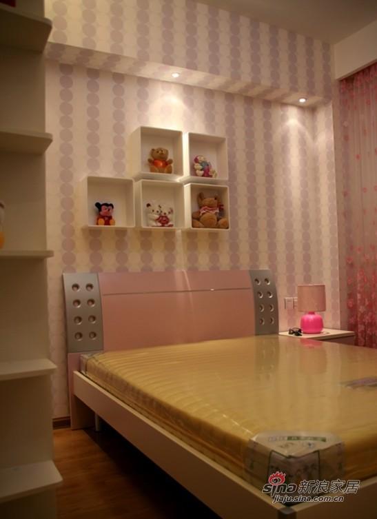 简约 二居 儿童房图片来自用户2737759857在16张实景图揭密幸福之家36的分享