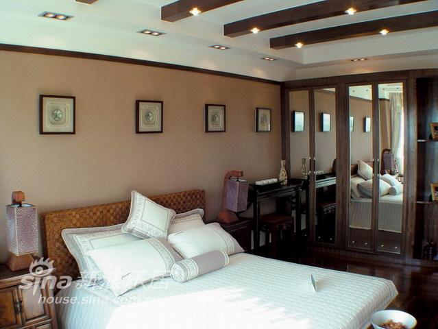 中式 三居 卧室图片来自用户2748509701在古色古香56的分享
