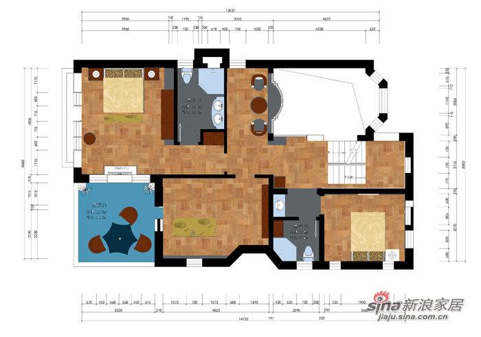 美式 别墅 其他图片来自用户1907686233在美式怀旧 红磡领世郡别墅92的分享