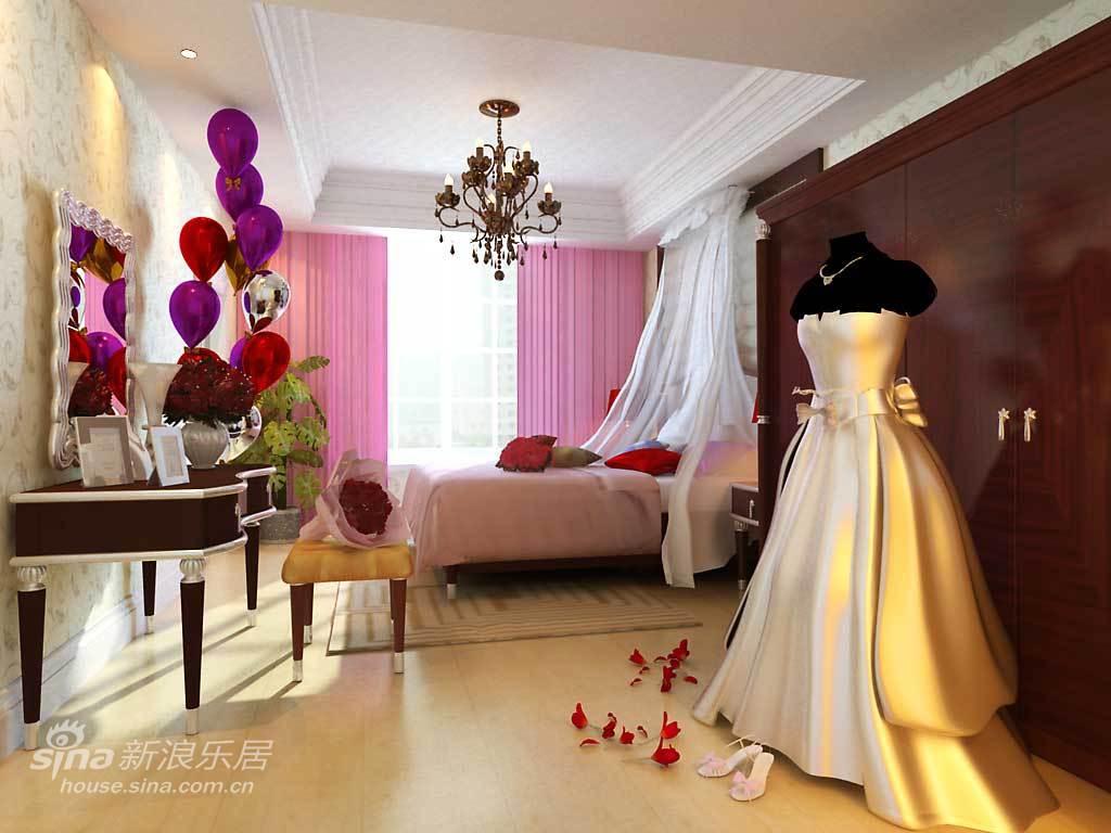 地中海 三居 卧室图片来自用户2757320995在欧式奢华风!我的180平婚房68的分享