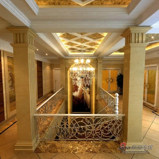 简约 loft 楼梯图片来自用户2557979841在现代欧式大气1100平私宅27的分享
