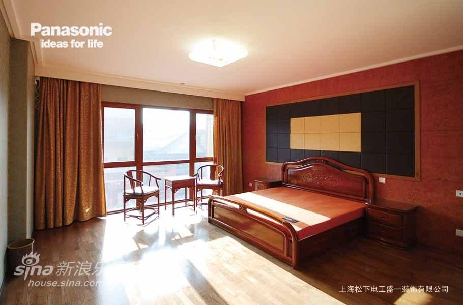 中式 四居 户型图图片来自用户1907661335在松下盛一:中式暖暖情17的分享