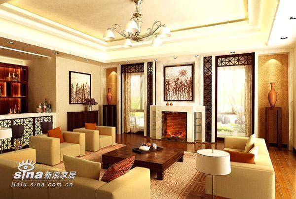 简约 别墅 客厅图片来自用户2745807237在上海别墅166的分享