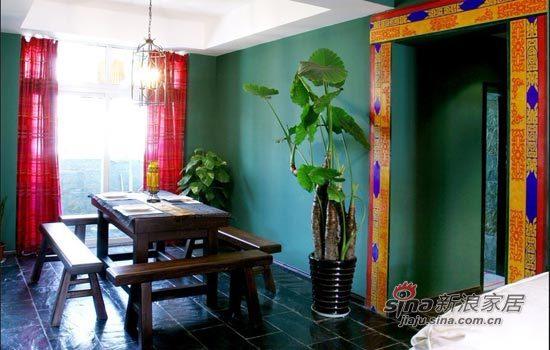 其他 一居 餐厅图片来自用户2558746857在75平东南亚风尽显雨林风范75的分享
