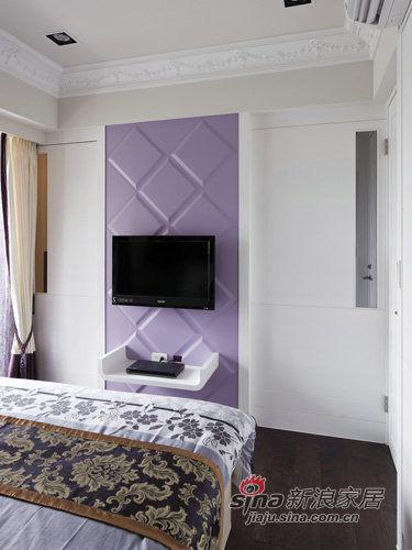 简约 三居 卧室图片来自用户2738813661在老房翻新实景图150平时尚爱家21的分享