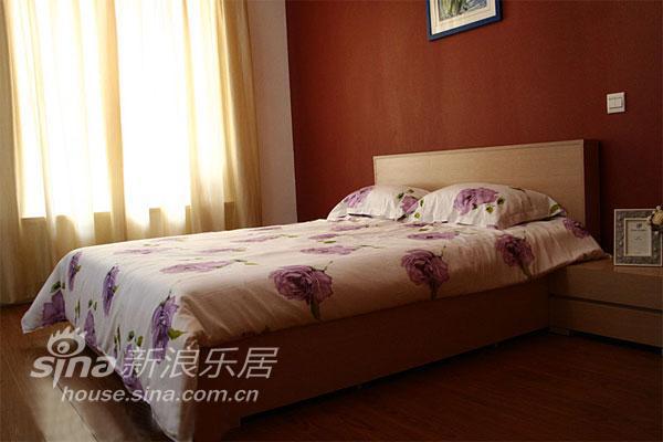 """简约 一居 卧室图片来自用户2737735823在小户型一样""""耍大牌""""86的分享"""