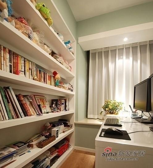 书房是必不可少的