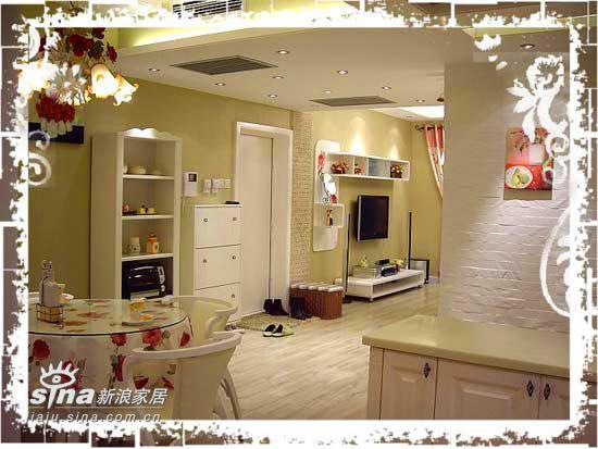 简约 二居 餐厅图片来自用户2738813661在时尚清雅韩式家居97的分享
