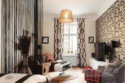 北欧 一居 客厅图片来自用户1903515612在36平单身男人帮简约现代公寓80的分享