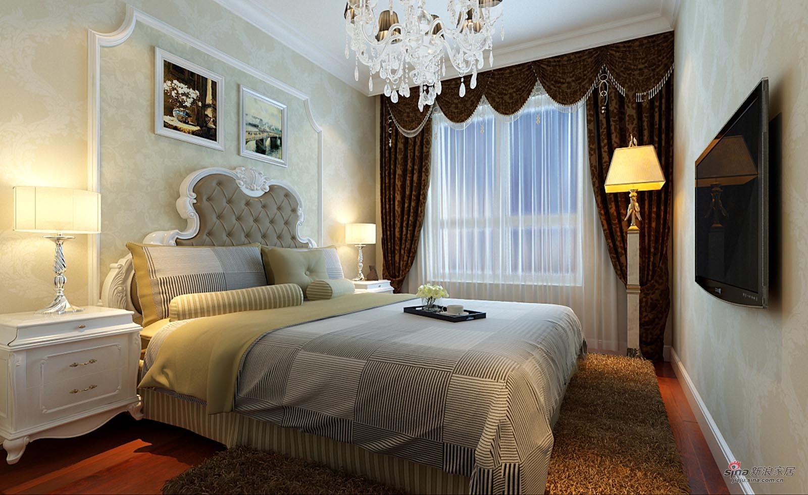 欧式 三居 卧室图片来自用户2746869241在我的专辑362817的分享