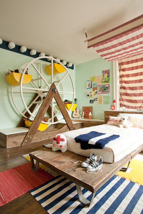 儿童房 绚丽 现代 儿童家具图片来自用户2771736967在Jia的分享