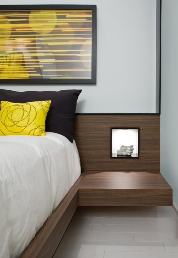 卧室这个床,其实一点也不复杂,板式家具就可以定制出来这样子的效果,家具造价7080元。