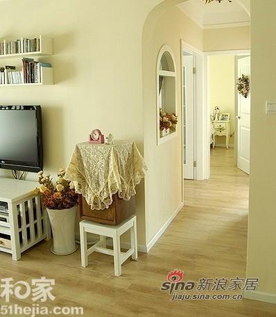 田园 一居 客厅图片来自用户2557006183在走进浪漫多彩的田园之家44的分享