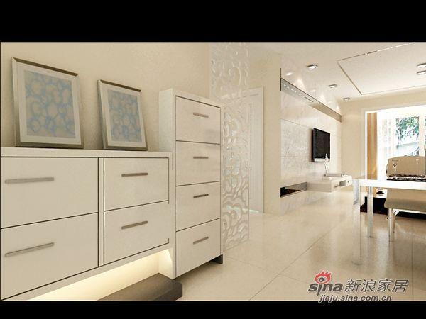 简约 二居 客厅图片来自用户2737782783在现代简约2居爱家10的分享