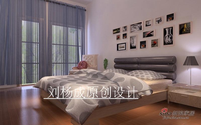 简约 一居 卧室图片来自用户2737786973在天通苑奢华欧式设计17的分享