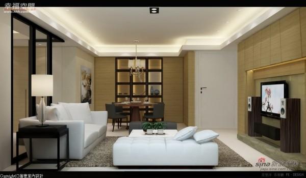 大门色彩与墙面相符,让空间调性更趋一致