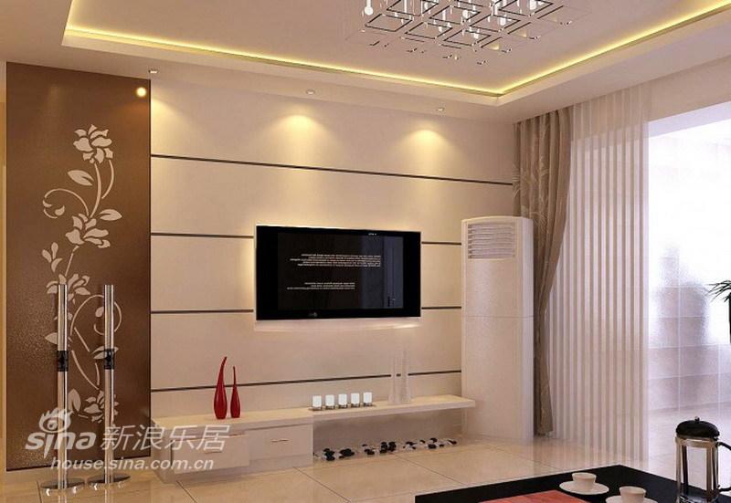 简约 三居 客厅图片来自用户2737782783在120平干净、清爽白色简约温馨四口之家76的分享