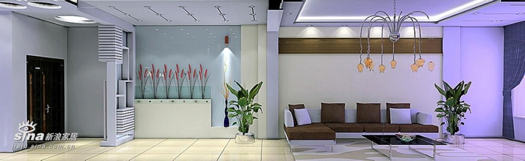 简约 三居 客厅图片来自用户2557979841在淡紫点亮生活89的分享