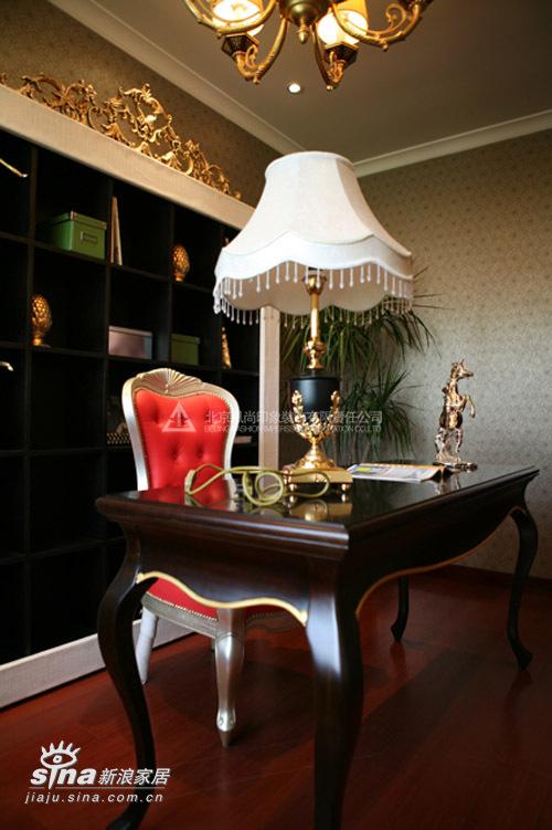 简约 三居 书房图片来自用户2738820801在风尚装饰珠江帝景售楼处样板间--典雅的奢华19的分享
