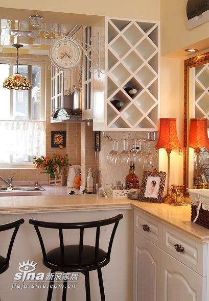 """欧式 四居 厨房图片来自用户2757317061在梦境一样的空间 完美的设计让人叫""""绝""""20的分享"""