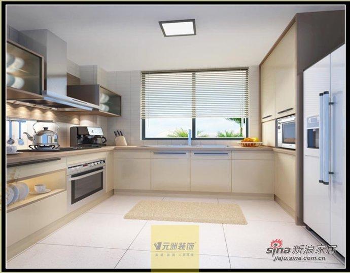 简约 二居 厨房图片来自用户2738829145在首开常青藤77的分享