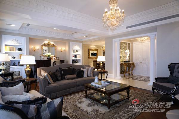 阿凯迪亚庄园300平简约欧式高贵奢华别墅